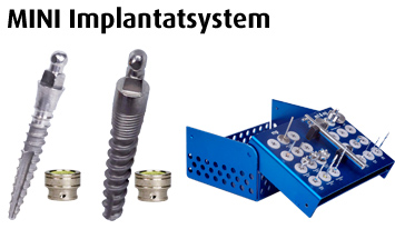 MINI Implantatsystem