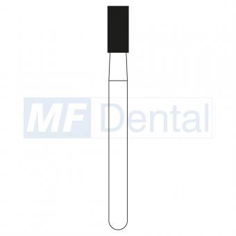 Diamantbohrer FG (5 St.), Zylinder flach 835-018