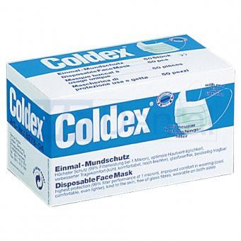 Einmal-Mundschutz, COLDEX
