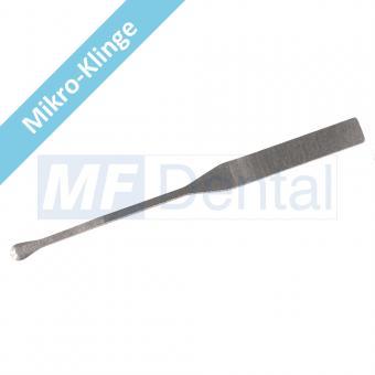 Mikro-Skalpellklingen (10 Stk.), MJK doppelschneidig SB003