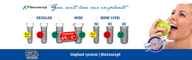 A Implantate